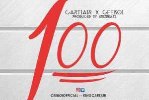 Cartiair - 100 Ft.CeeBoi (prod. Krizbeatz)